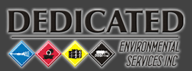 Dedicated Environmental Services Inc.